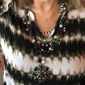 CHANEL Tri strand Necklace or belt