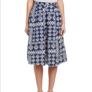 Ganesh linen skirt!!  Sz. 14