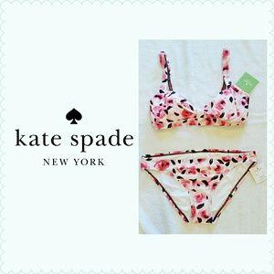 NWT Kate Spade Bikini. Spring '17 Collection