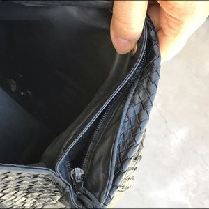 Bags - Black leather bag. Excellent condition.
