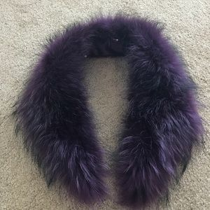Accessories - Fur collar