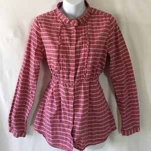 Route 66 Tops - Route 66 ruffled blouse