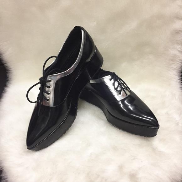 7bc080dc1ecb Charles   Keith Shoes - Charles   Keith Platform Oxfords