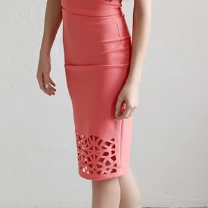 Dresses & Skirts - Cut Out Skirt