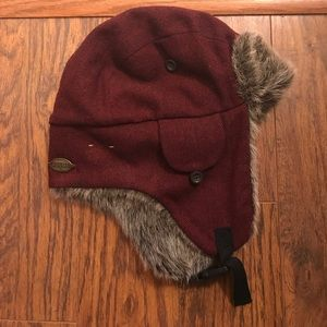 Fossil bomber hat