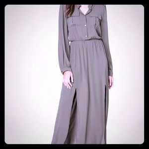 bebe Dresses & Skirts - 🆕Bebe sheer maxi