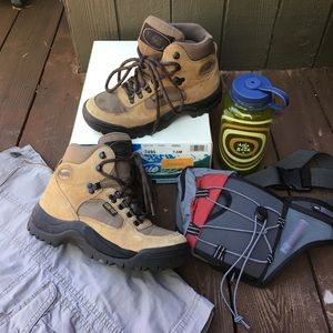 Vasque Shoes - Hiking Boots by Vasque-Gortex