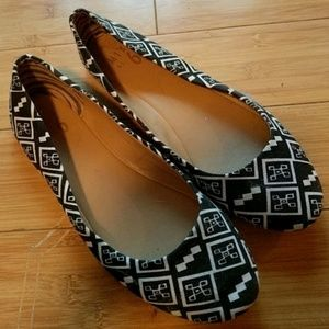Target Shoes - Pattern shoes