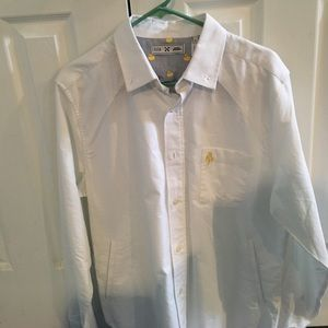 Five Four Other - White Dress Shirt - Barely Worn - Great Condition