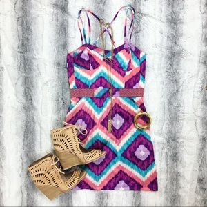 American Eagle Outfitters Dresses & Skirts - American Eagle • Colorful Dress