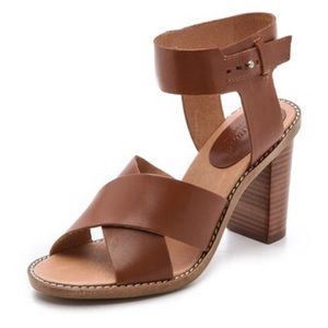Madewell Shoes - Madewell Criss-Cross Frida Sandal