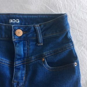 Urban Outfitters Pants - Blue Jean High Waisted Shorts