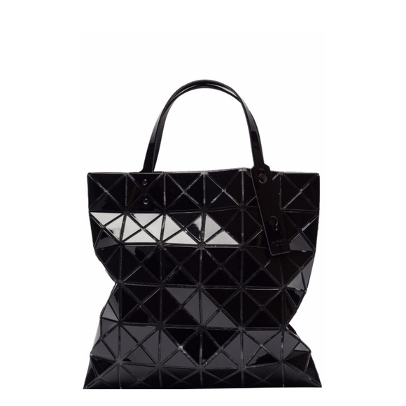 683b04e4d34 Issey Miyake Bags   Nwt Authentic Baobao Lucent Basic Tote In Black ...