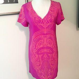 Amanda Uprichard Dresses & Skirts - Amanda Uprichard silk Tunic dress small