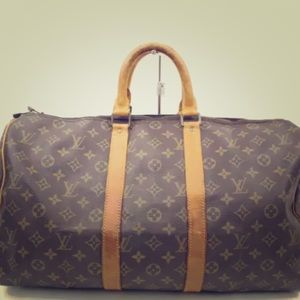 Louis Vuitton Handbags - authentic LV KEEPALL 45