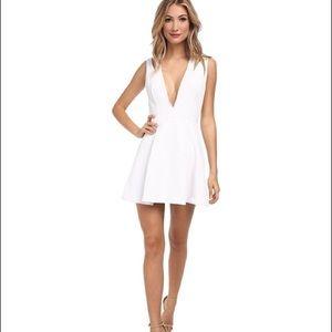 Stylestalker 'Run Wild' Deep-V Plunge Dress