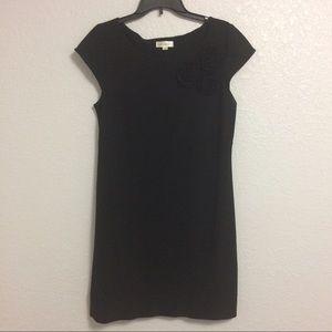 Dresses & Skirts - Woman's cap sleeve black dress