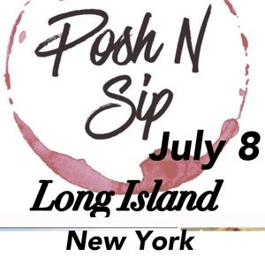posh n sip Other - LI, NEW YORK POSH N SIP Special Guest