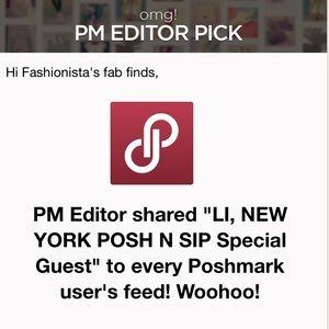 fashionista21 Other - 12/6:2017 MEETUP celebrate Poshmarks Birthday 💕