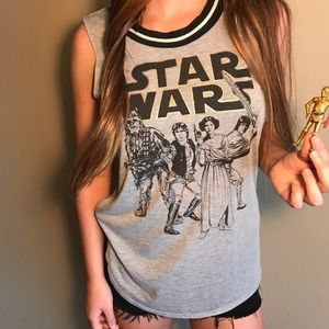 Fifth Sun Tops - Star Wars Tank