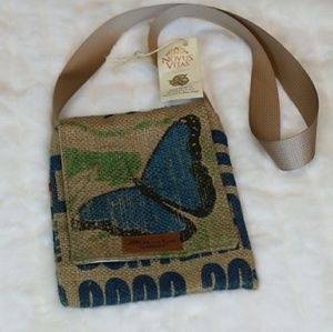 NWT butterfly shoulder bag🌼Host Pick best in bags