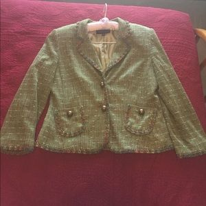isabel & nina Dresses & Skirts - Tweed Suit - Gently Worn, Excellent Condition