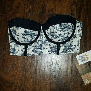 Reef Other - Reef strapless bikini top
