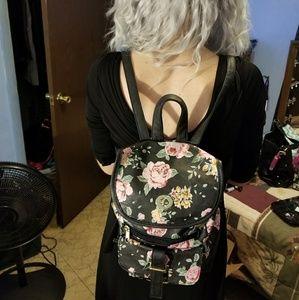 Handbags - Cute Floral Backpack