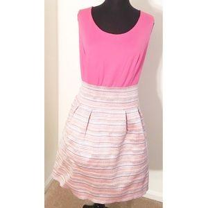 New York & Company Dresses & Skirts - 💖PINK PROMISE DRESS XXL NWT💖 PLUS SIZE