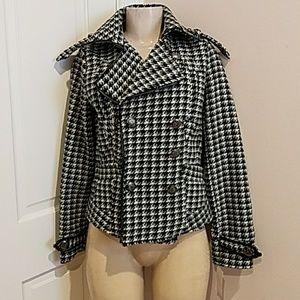 New Wool Blend JOU JOU Jacket size M!.
