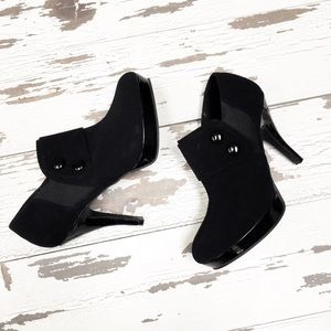 Unlisted by Kenneth Cole Shoes - ⭐️Worn Once⭐️ Kenneth Cole Black Ankle Booties