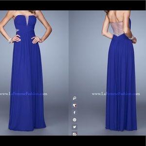 La Femme Dresses & Skirts - Beautiful La Femme formal dress