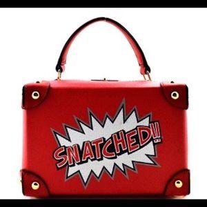 VIDA Statement Bag - Sunshine on Marsh bag by VIDA mQL1b