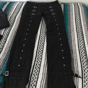 Tripp nyc Pants - Grommet pants