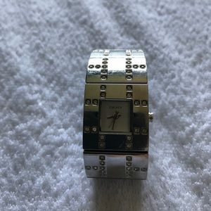 DKNY bracelet watch.