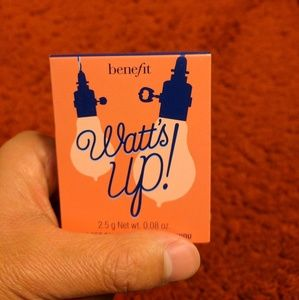 Benefit Other - NWT Benefit Watt's Up Highlighter deluxe sample