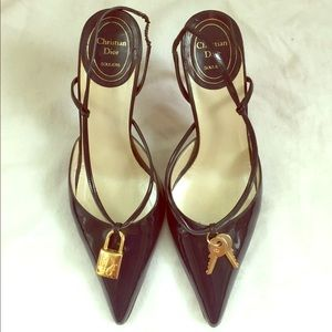 Rare Christian Dior Heels