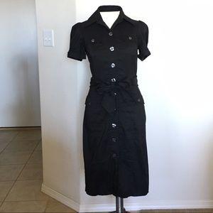 Diane von Furstenberg Dresses & Skirts - Dvf button up dress