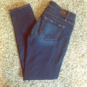 PAIGE Jeans - PAIGE ANKLE JEANS