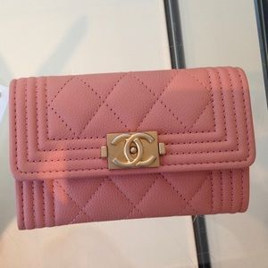 CHANEL Handbags - Authentic Chanel Pre-Fall Card Holder