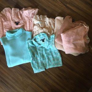 Kawaii cute pastel pink baby blue bundle 9