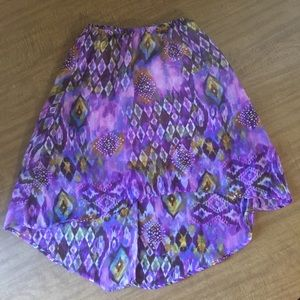 Knitworks Other - Girl's Purple Knitworks Skirt