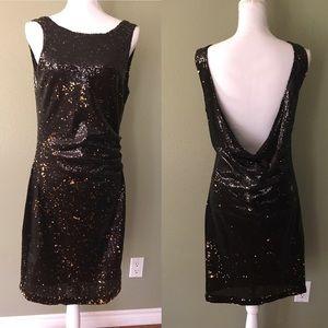 b7d9dd0d564 Zara Dresses - Zara Tube Dress w  Sequins - NWT - Small