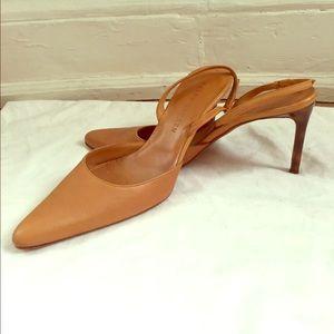 Ralph Lauren Purple Label Shoes - Ralph Lauren Tortoise-Shell Heels