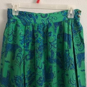 Albert Nipon Dresses & Skirts - Vintage Albert Nipon Silk Skirt
