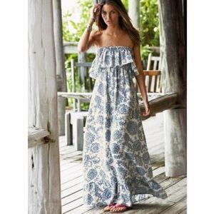Moda International Dresses & Skirts - VS/Moda International Ruffle Maxi Dress