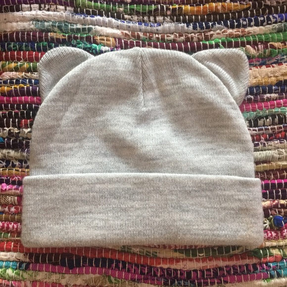 Forever 21 Accessories - F21 Cat Ear Beanie 56314213f503