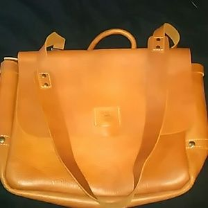 Will Leather Goods Other - Will Leather Goods Postal Style bag
