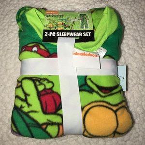 Nickelodeon Other - *NWT*Teenage Mutant Ninja Turtle 2PC pajama set 4T