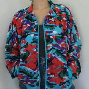 Vintage Jackets & Blazers - Vintage windbreaker